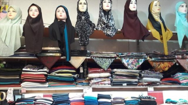 ماهک تولید کننده بدلیجات، مانتو، چادر و ملزومات حجاب